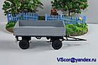 Масштабна модель причіп тракторний ПТС-4,5 (1/43), фото 3