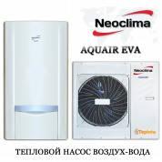 Инверторный тепловой насос воздух-вода Neoclima NS-NU-HP80AH1 серия AQUAIR EVA