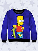 Свитшот The Simpsons Bart