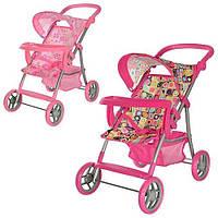 Детская коляска для кукол 9366-Т