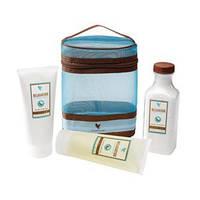 Набор СПА Ароматерапия - соль для ванны,гель для душа,лосьон для тела (Форевер)