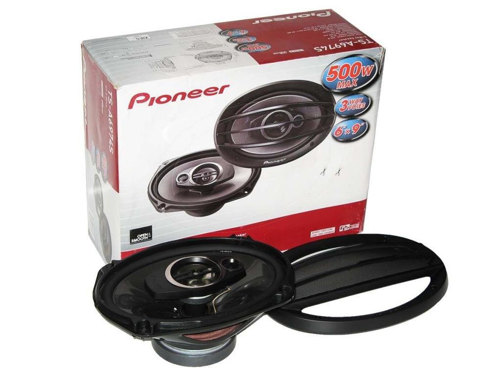 """Колонки динамики акустика Pioneer 6974 S 6""""х9"""" овалы на для в авто машину"""