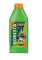 Масло моторное 2-тактное Foresta 1л