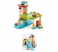 """Игровой набор Viga Toys """"Гараж"""" 59963VG"""