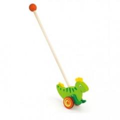 "Игрушка-каталка Viga Toys ""Динозавр"" 50963"
