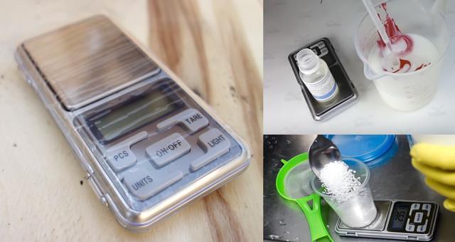 весы ювелирные электронные карманные 0,1-500