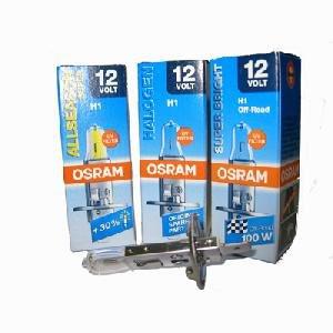 Галогенка H1 OSRAM 12V 100W 62200