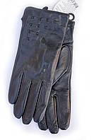 Женские кожаные перчатки коза - Большие