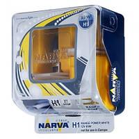 Галогенка H1 NARVA 12V/85W 48643/98515 RANGE POWER