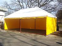 Изготовление тентовых торговых палаток
