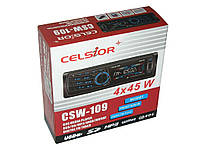 Магнитофон Celsior CSW-109 mp3 Автомагнитола