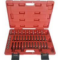 Набор инструментов для разбора стоек амортизаторов, 58 предметов JTC