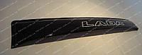 Дефлектор заднего стекла ВАЗ 2112 (на скотче) ShS, фото 1