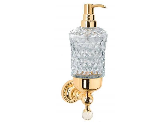 Дозатор для жидкого мыла KUGU Swan 414G, фото 2