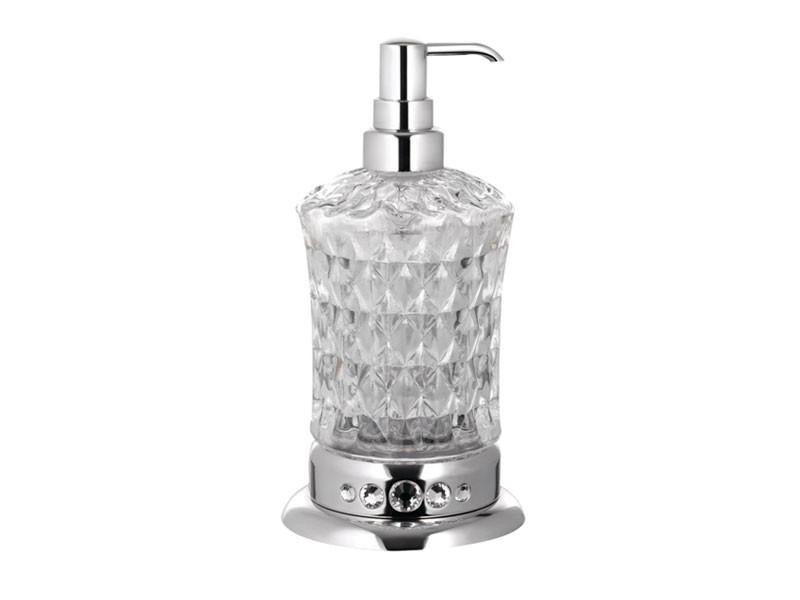 Дозатор для жидкого мыла KUGU Swan Freestand 330C