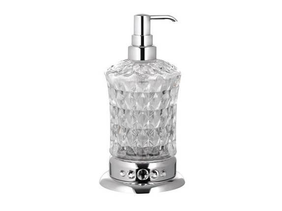 Дозатор для жидкого мыла KUGU Swan Freestand 330C, фото 2