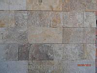 """Облицовочная плитка из шлифованного песчаника """" Цитадель"""" (100*100,100*200, 120*240, 50*100 толщина 20 мм.)"""