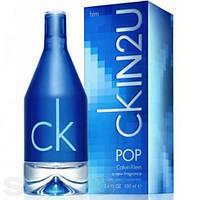 Мужская туалетная вода Calvin Klein CKIN2U POP for Him