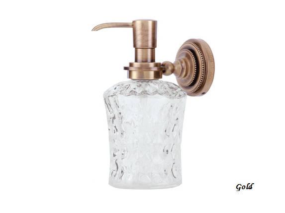 Дозатор для жидкого мыла KUGU Versace 214G, фото 2