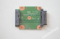 Плата коннектор привода HP 625