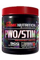 Предтренировочник PWO/STIM by Prime Nutrition(аналог герани и эфедрина)