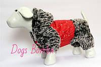 Одежда для собак комбинезон на меху