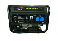 Бензогенератор CARVER WK-3500  (3,2/3,5 кВт)