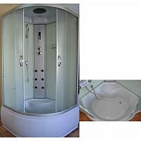 Гидробокс Vivia 95 90x90 с глубоким поддоном с электроникой