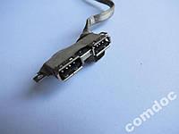 Порты Asus X5DAF USB x2