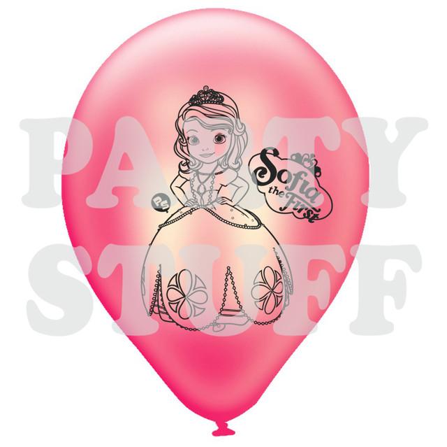 воздушный шарик Принцесса София