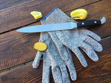 Кевларовые перчатки, фото 2