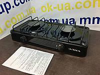 Элна-01П плита настольная газовая ПГ2-Н без крышки, фото 1