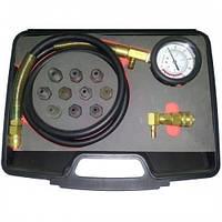 Тестер давления масла в двигателе и других системах автомобиля Force