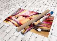 Изготовление и печать плакатов, постеров, афиш на бумаге
