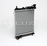 Радиатор охлаждения Getz (02-) 1.1/1.3/1.4 Лузар