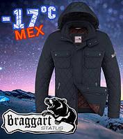 Стеганая зимняя куртка