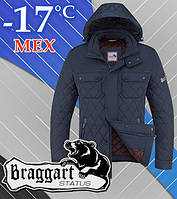 Зимняя стёганая куртка