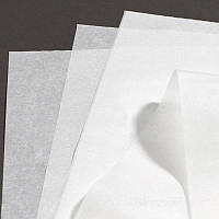 Оберточная бумага крафт, 310х150 мм., белая, 30г/м2