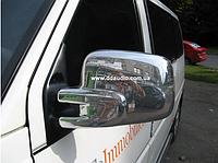 Volkswagen T4 Transporter Накладки на зеркала (2 шт) Carmos - турецкий АБС-пластик