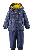Комплект (куртка+брюки на подтяжках) детский Reima 513101R размер 80