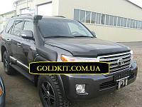 Выносной воздухозаборник Toyota Land Cruiser 200 (Шноркель)