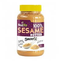 100% натуральная паста с кунжута Nutvit Masło Sesame Butter 500 грамм