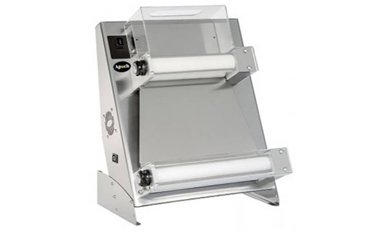 Тестораскаточная машина APACH DSA 420 RP NEW, диаметр - 26-40 см, фото 2