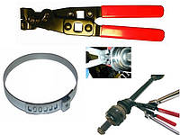 Клещи для снятия/установки хомутов ШРУСа, L-240 мм TJG