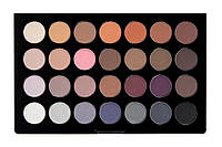 Палитра нейтральных матовых теней Modern Neutrals - 28 Color Matte Eyeshadow Palette BH Cosmetics Оригинал