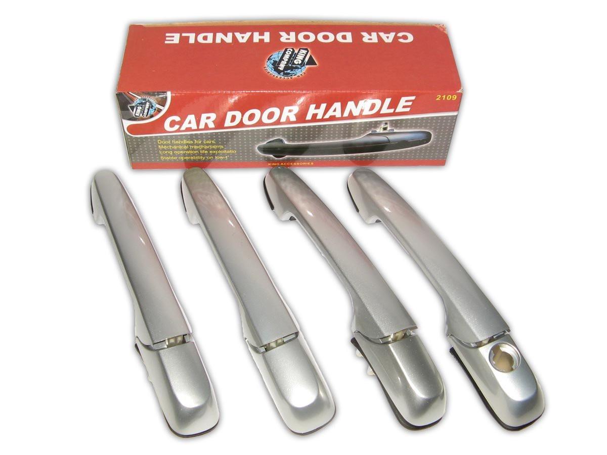 Ручки дверные ВАЗ 2109 Racing (серый металик)