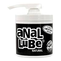 Анальный лубрикант с обезболивающим эффектом  Anal Lube Natural, 142 мл