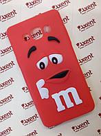 Силиконовая накладка M&M для Samsung A500H Galaxy A5