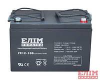 Аккумулятор AGM 100 А/ч 12В