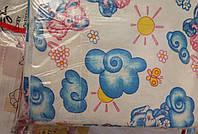 Фланелевые пеленки, универсальная расцветка, фото 1